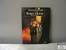 Robin Hood: Prince of Thieves (DVD, 1997) Kevin Costner