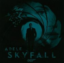 Skyfall [Single] by Adele (CD, 2012, Sony Music Entertainment)