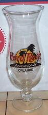 Hard Rock Cafe Orlando Hurricane Glass