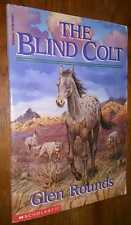 The Blind Colt by Glen Rounds in stock in Australia 0590488201
