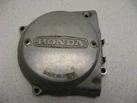 #2286 Honda CB125 CB 125 Engine Side / Stator / Generator Cover (B)