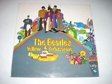 """BEATLES Yellow Submarine UK Import PCS 7070 RED LINES """"sold in UK"""" VG+ 3/1"""