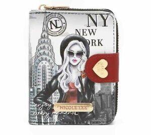 Nicole Lee LIFE IN NEW YORK Mini Wallet