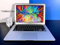 Apple MacBook Air 13 / 2015-2016 Model / Core i5 1.6Ghz / 8GB RAM / 256GB SSD