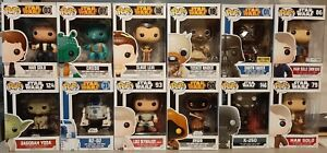 9 Star Wars Pops