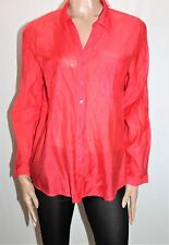REGATTA Brand Cherry Long Sleeve Shirt Top Size 16 BNWT #TC16