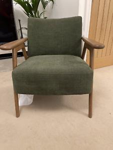 John Lewis & Partners Hendricks Accent Chair - Damaged Leg RRP £449!