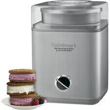 Cuisinart ICE-30BC Pure Indulgence 2Qt. Frozen Yogurt, Sorbet & Ice Cream Maker