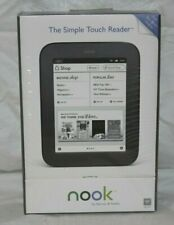 NEW NOOK Simple Touch eBook Reader Sealed