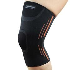 Knee Brace Protector Wrap Support Pad Sports Sleeve Patella Leg Elastic Guard LP