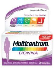 MULTICENTRUM DONNA integratore multivitaminico multiminerale benessere 30 CPR