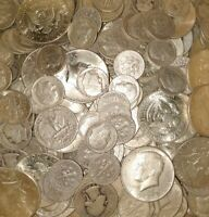 Quality 2 Troy Oz. US 90% Silver Coins Only! Check Details for Savings Link!!