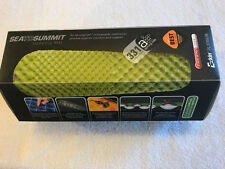 Sea To Summit Comfort Light Regular Size Insulated Sleeping Pad Green Brand New