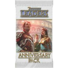 7 Wonder Anniversary Pack Leaders - English