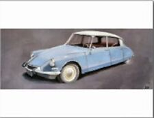 "*Postcard-""The Citroen DS Vehicle""   ....CLASSIC  (C34)"