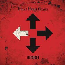 THREE DAYS GRACE - OUTSIDER   CD NEUF