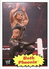 2012 Topps Heritage WWE #5 Beth Phoenix