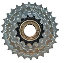 Sunrace 5-Speed Freewheel 14-28T, Silver/Black