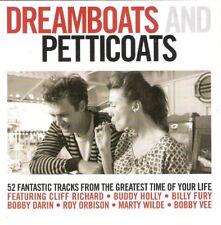 Various - Dreamboats And Petticoats 1 (2xCD 2007) 52 Tracks