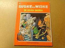 STRIP / SUSKE EN WISKE 79: DE ZEVEN SNAREN | Herdruk 1988