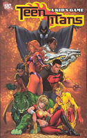 Teen Titans Vol 1: A Kid's Game by Geoff Johns & Mike McKone TPB DC 2004