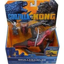 Playmates Toys Monsterverse - Godzilla vs. Kong - Skull Crawler Battle Damage Re