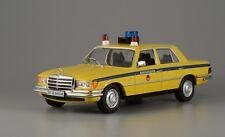 Mercedes-Benz 450 SEL 1:43 deagostini W130 car police diecast model police USSR