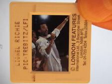 Original Press Promo Slide Negative - Llionel Richie - 1990's - White coat