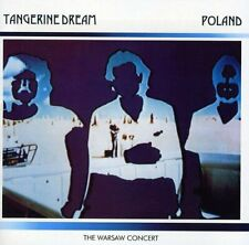 Tangerine Dream - Poland  The Warsaw Concert [CD]