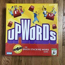 UpWords Board Game w Sodoku Parker Brothers 2006 Nib