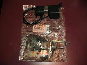 NEW OEM STIHL Concrete Cut-Off Demo Saw CutQuik Cart Mounting Throttle Kit TS460