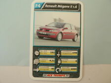 69-AUTOSALON CARS F4 RENAULT MEGANE II 1.6 QUARTETT CARD
