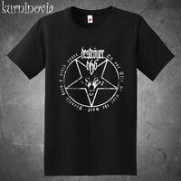Destroyer 666 Logo Men's Black T-Shirt Size S to 3XL