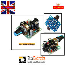 LM386 Super MINI Power Amplifier Board 3V-12V for Arduino Raspberry pi UK