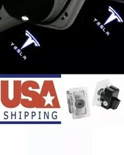 TESLA LED LASER GHOST DOOR LIGHTS 1 PAIR FOR TESLA  MODELS X S 3 YEARS 14-18