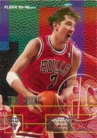 1995-96 FLEER NBA BASKETBALL CARD PICK SINGLE CARD YOUR CHOICE