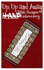 UP, UP AND AWAY, HAND EMBROIDERY Pattern From Turnberry Lane Patterns