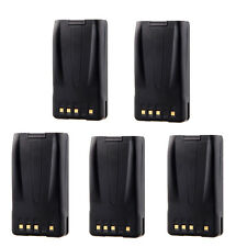 5X Li-ion Replace Battery For Kenwood Knb-24L Knb-35 Knb-35L Knb-55L Knb-57L