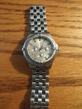 Guess Steel 10 ATM Men's Watch Chronograph