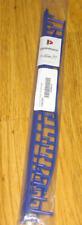 Donnay X-Blue 99 grommets/bumper guard set New