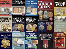 World Coins & Paper Money Catalogs PDF files Download Link Only