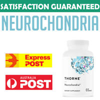 Thorne Research Neurochondria 90 Capsules Nootropic Glutathione L-Carnitine