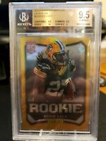2013 Father's Day Lava Flow Eddie Lacy GEM MINT 9.5 Green Bay Packers ROOKIE