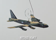 Stratofortress B-52 Diamond Lil Bomber Vietnam War Christmas Ornament Airplane