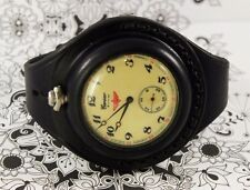 Antique WW1 times New Leather STRAP Band WRISTBAND For Pocket Watch 50mm WWII 2