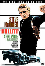 Bullitt (DVD, 2005, 2-Disc Set, Special Edition)