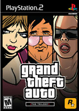 Grand Theft Auto Trilogy Ps2 New Playstation 2