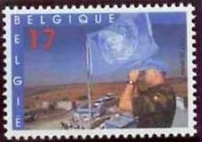 Belgium**UN Blue Helmet Troops-United Nations-1997-Military-MNH-Casques Bleus