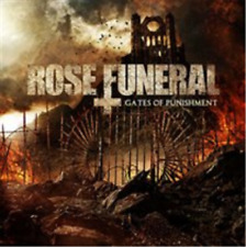 Rose Funeral-Gates of Punishment CD NEW