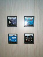 Lot de 4 Jeux pour Console Nintendo Ds - 2Ds - 3Ds (sans boite)